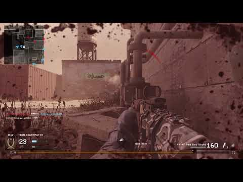 Call of Duty®: Modern Warfare® Remastered - Top player back to back!