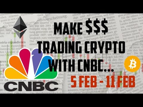 CNBC SHOW YOU HOW TO MAKE MILLIONS ON CRYPTO...
