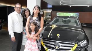 Mercedes-Benz Trinity Motors Akshay Trithiya Showreel
