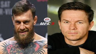 CONOR MCGREGOR vs MARK WAHLBERG | EA Sports UFC 3