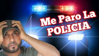 La Policia Me Paro (Broma) | Rosa y Jaime