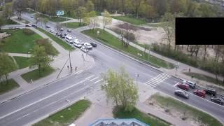 Авария в Красном Селе 24.05.17