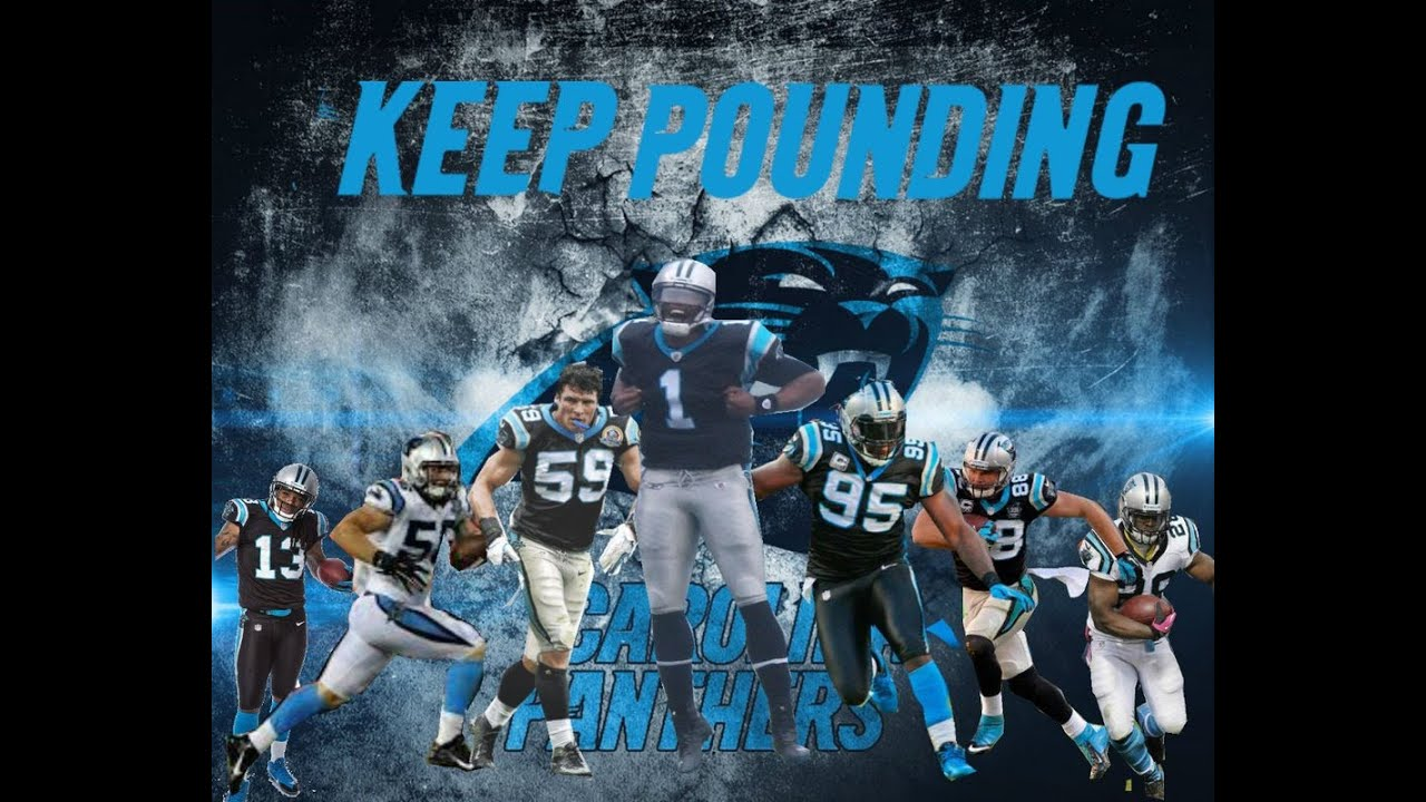 Carolina Panthers HYPE Video We Will Be Back