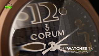 Corum Watches: Focus On The New Bubble
