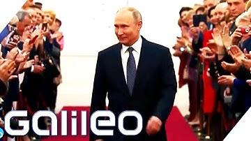 Putinin Ikä