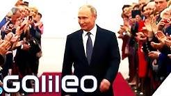 Der geheime Alltag des Wladimir Putin | Galileo | ProSieben