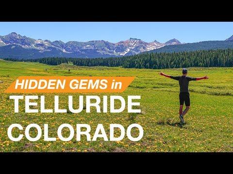 SWISS ALPS Of AMERICA (Telluride, Colorado)