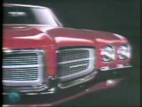 1971 Pontiac LeMans Commercial