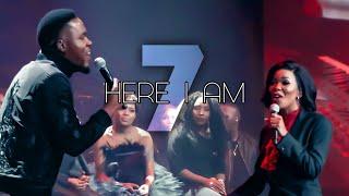 Spirit Of Praise 7 ft Mmatema Moremi & Collen Maluleke - Here I Am - Gospel Praise & Worship song