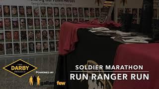 Run Ranger Run at the 2019 Soldier Marathon