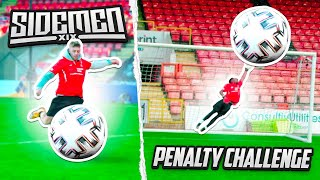 SIDEMEN GIANT BALL PENALTY CHALLENGE