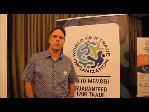 Geoff & Selyna explains their Fair Trade branding strategies