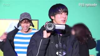 [ENG SUB] [EPISODE] j-hope 1st mixtape MV Shooting #2