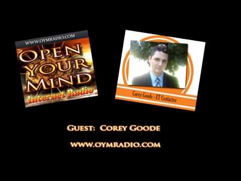 Open Your Mind (OYM) Radio - Corey Goode - April 3rd 2016