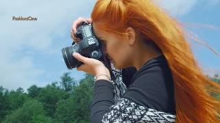 Бэкстэйдж фотосессии  Полина Сорокина, модели Виталик и Эля