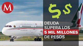 ¿Cuánto costó mantener el avión presidencial en EU?