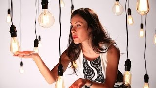 Balancing Light Bulbs with Strobes - Photography & Video Tutorial