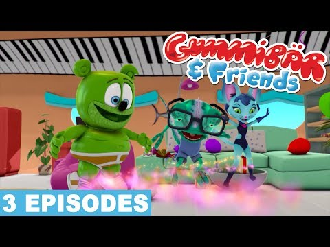 Gummy Bear Show MAGICAL ADVENTURES Gummibar And Friends Compilation