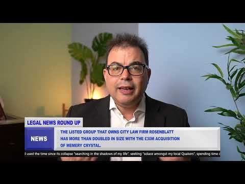 Legal News - 26 April 2021