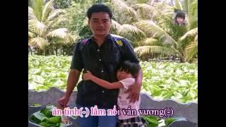 Karaoke 43 câu Nam Ai Nguyệt Nga Cống Hồ