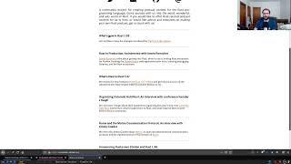 Rust live-coding sessions! của Jon Gjengset 44 phút trước 146 lượt xem