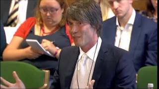 Brian Cox on Science budget in UK and its effect on economy growth