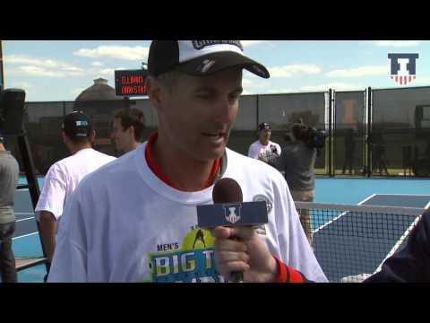 Brad Dancer Post-Match Interview 2015 B1G Tournament Championships