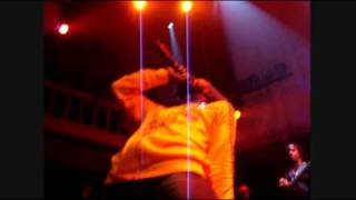 SIZZLA & FIREHOUSE CREW live Pump up her pum pum Amsterdam Paradiso Jugdement Yard 2009 19