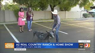 Arizona Read Country Ranch and Home Show