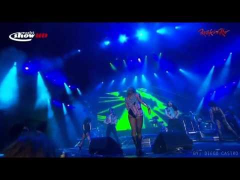Ke$ha - Take It Off [Live At Rock In Rio 2011]