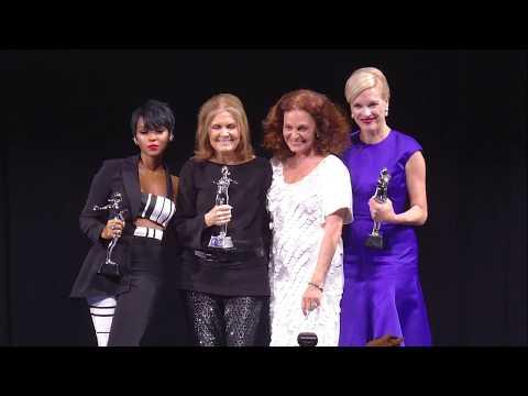 2017 CFDA FASHION AWARDS: Gloria Steinem, Cecile Richards, Janelle Monáe Receive Tribute