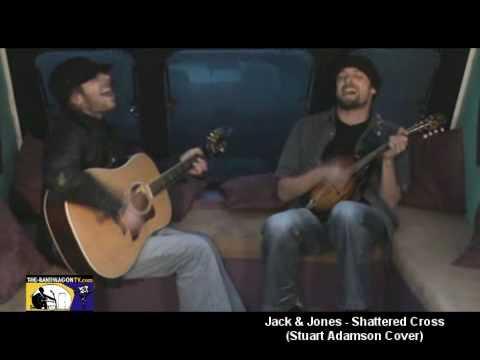 Jack & Jones   Shattered Cross Stuart Adamson Cover   Sligo Town   The Band Wagon Tv   20th Feb 2010