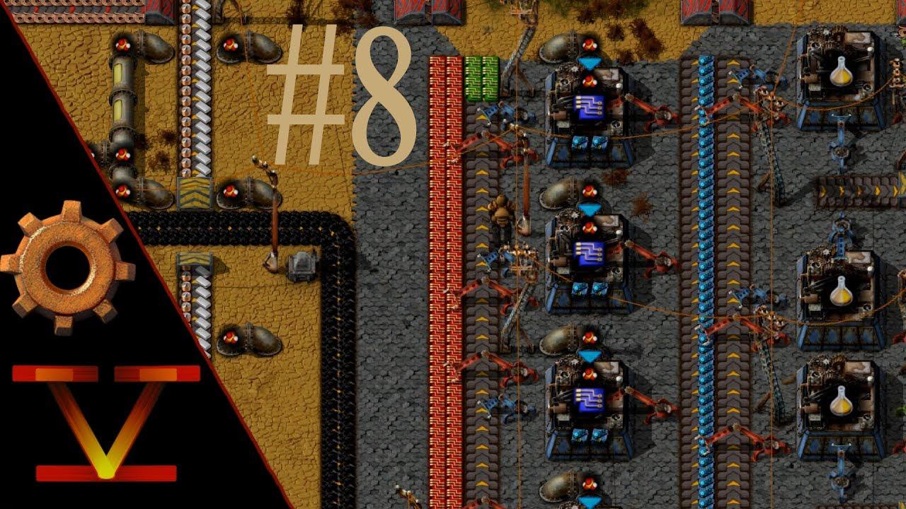 The Yellow Science! | Factorio [0.15] #8