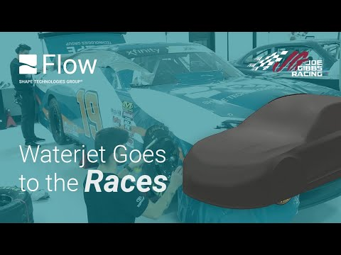 Joe Gibbs Racing's Flow Toyota Supra