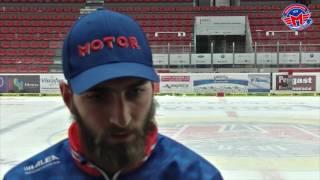 Rozhovor: ČEZ Motor České Budějovice – HC Dynamo Pardubice (1:3)