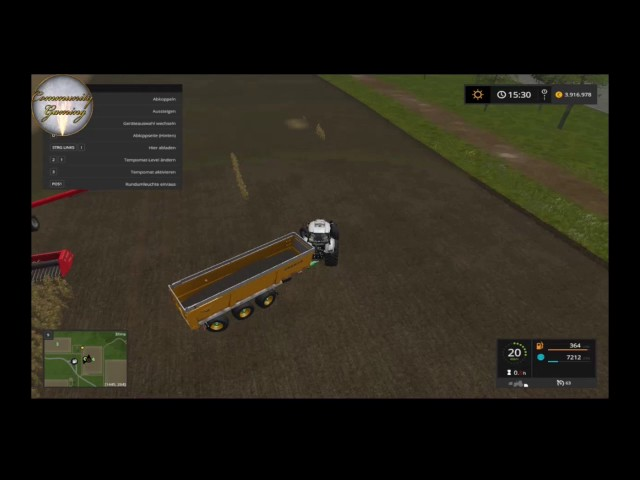 Let's Play Landwirtschafts Simulator 2017   Sonnenblumen für die Schweine   Folge #012