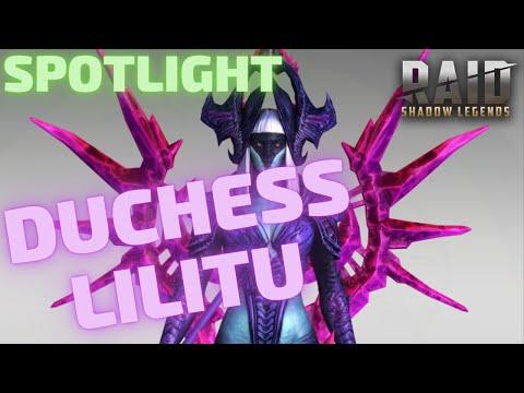 RSL - Duchess Lilitu - Spotlight