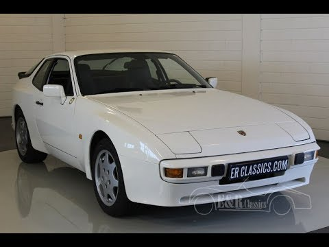 Porsche 944 S 16v Coupe 1987 Video Wwwerclassicscom