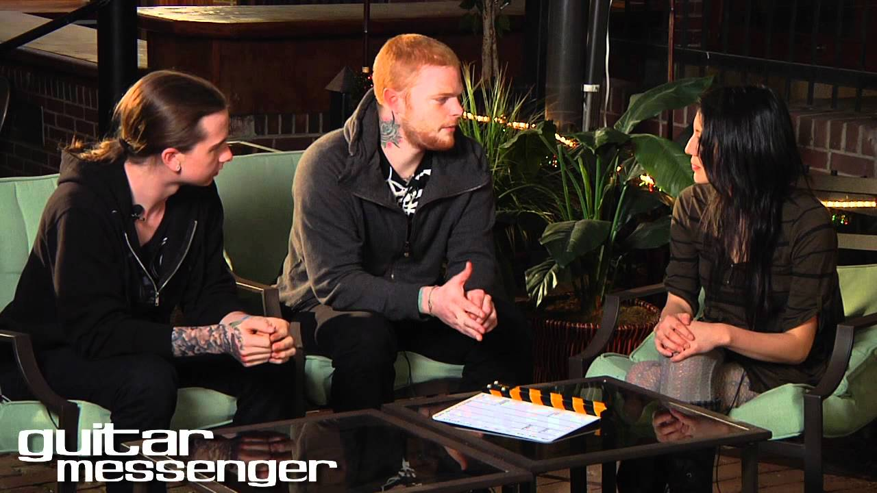 Born Osiris Interview Lee McKinney & Jason Richardson