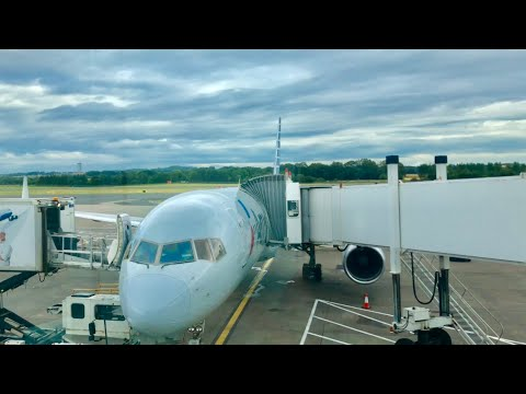 TRIPREPORT | American Airlines | Edinburgh(EDI) - New York(JFK) | Boeing 757-200 | Economy