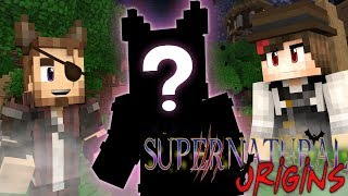 THE NEW BETA WOLF! - Minecraft Supernatural Origins #25 (Werewolf Modded Roleplay)