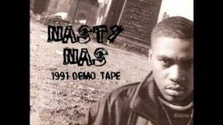 Nas- On The Real (Original) demo tape.wmv