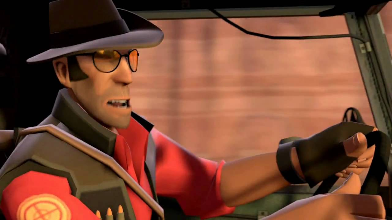 Team Fortress 2 Meet The Sniper Improved Youtube