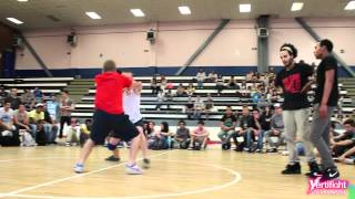 INTERNATIONAL VERTIFIGHT KINGZ | 1/4 Finals | Polak/Zenek (SPAIN) vs. Tom/Loup (FRANCE)