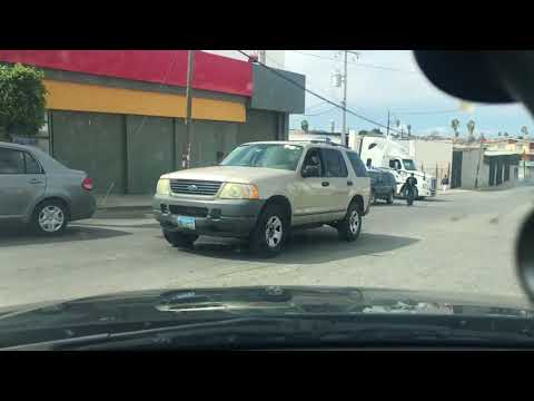 Driving in Mexico