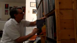 Why I collect lp records vinyl collection THE JAZZ