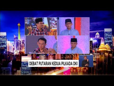 (FULL) Debat Final Pilkada DKI 2017 Putaran Kedua; Ahok-Djarot & Anies-Sandi