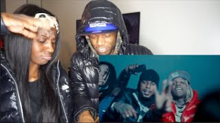 Pooh Shiesty - Back In Blood (feat. Lil Durk) [Official Music Video] REACTION!