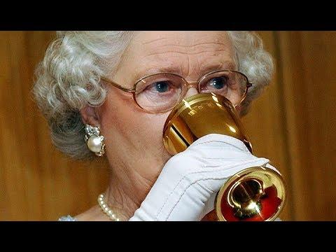 Чем питается королева Елизавета, чтобы сохранить свое здоровье