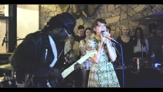 Florence & The Machine and Dev Hynes Perform Green Day's